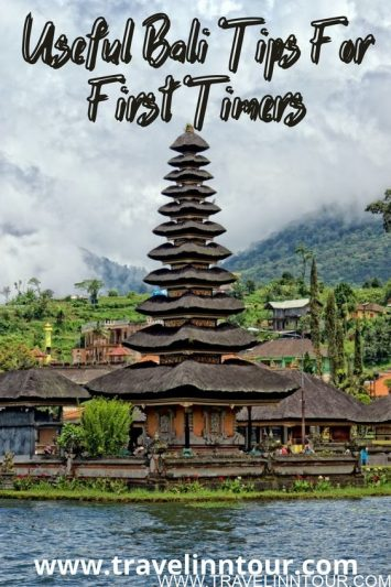 Helpful Bali Tips For First Timers Important Things To Know