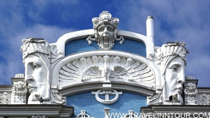 Art Nouveau Architecture e1548205391993 - Latvia Travel - Latvia Travel And Vacation Guide