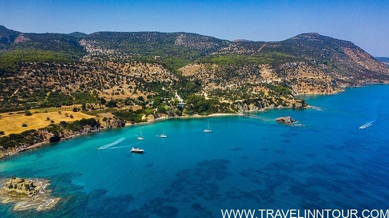 Akamas Beach cyprus 1