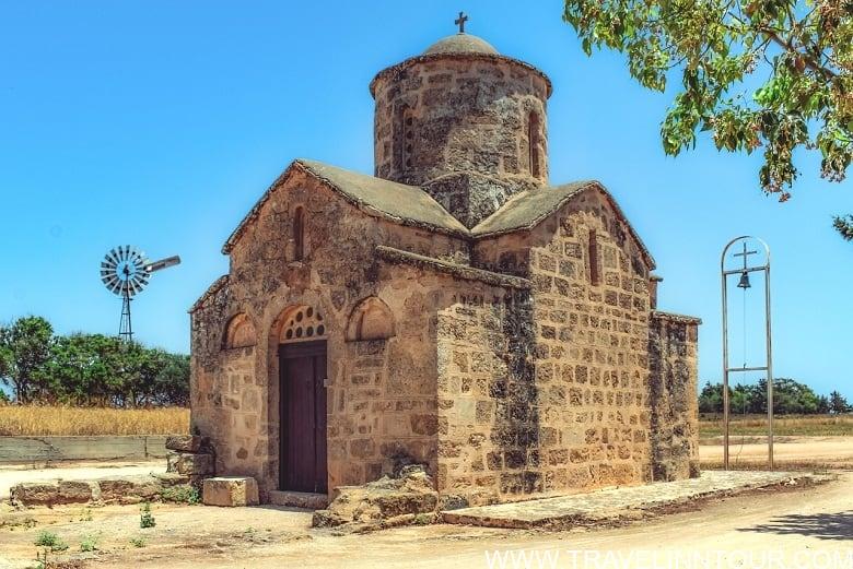 Andronikos Church 1