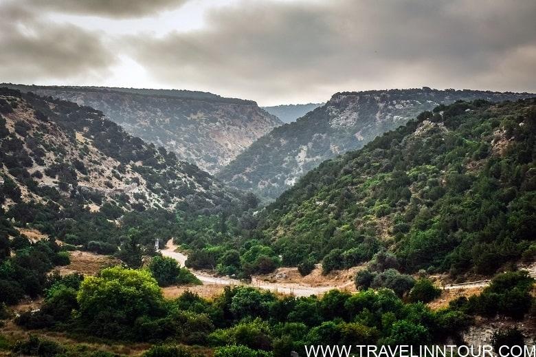 Cyprus Akamas Avakas Gorge