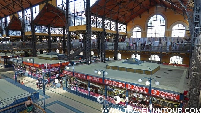 Budapest Great Market Hall - Budapest Travel Guide-What Every Tourist Should Know About Budapest