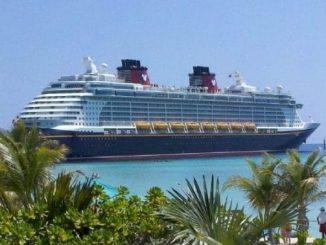 SeaSickness on a Cruise