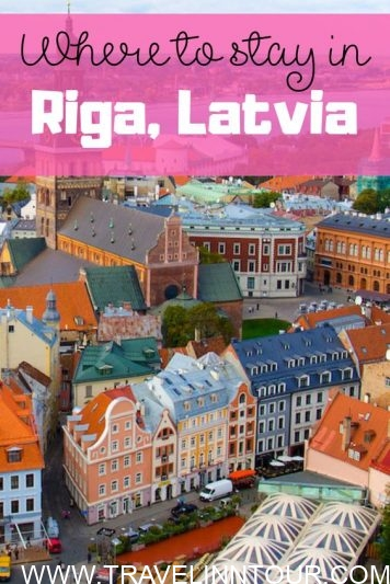 Riga Hotels-Where To Stay In Riga
