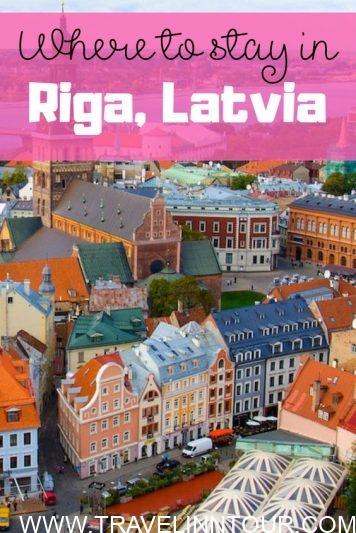 Where To Stay In Riga - Hotels In Riga, Latvia