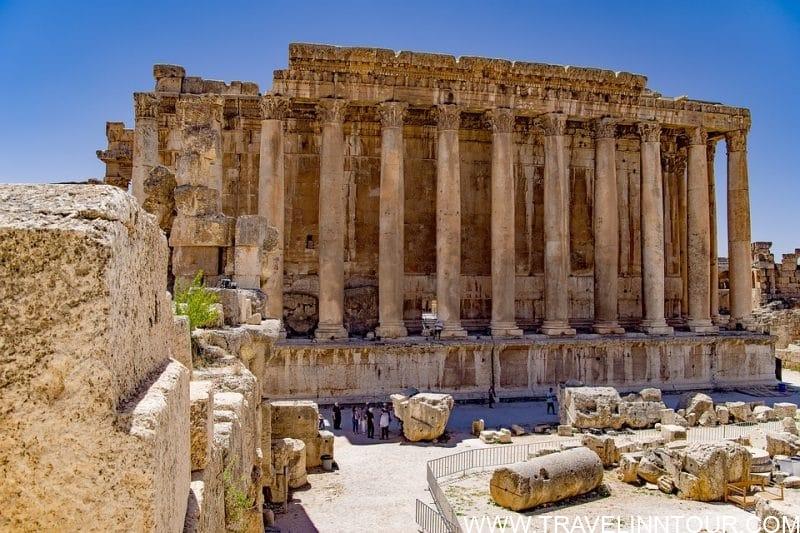 Baalbek Lebanon Ruins e1546966908632 - Lebanon Travel Guide - A Week Long Road Trip