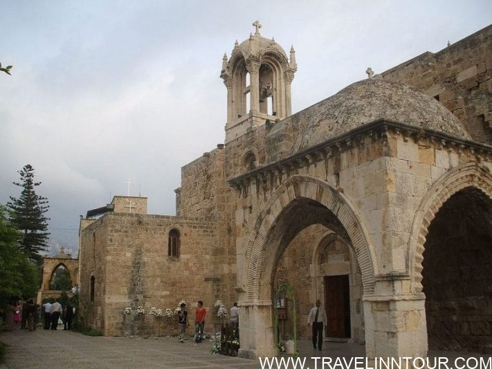 Church of St John Mark e1546967162672 - Lebanon Travel Guide - A Week Long Road Trip