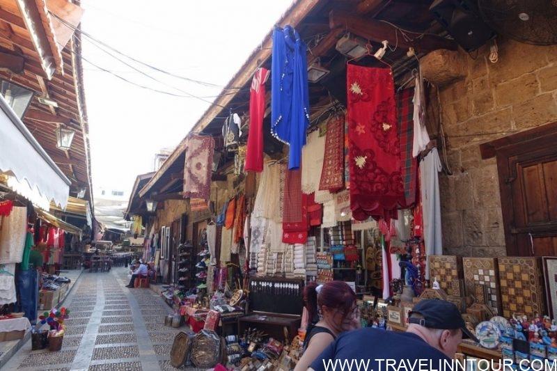 Old souk e1583515318187 - Lebanon Travel Guide - A Week Long Road Trip
