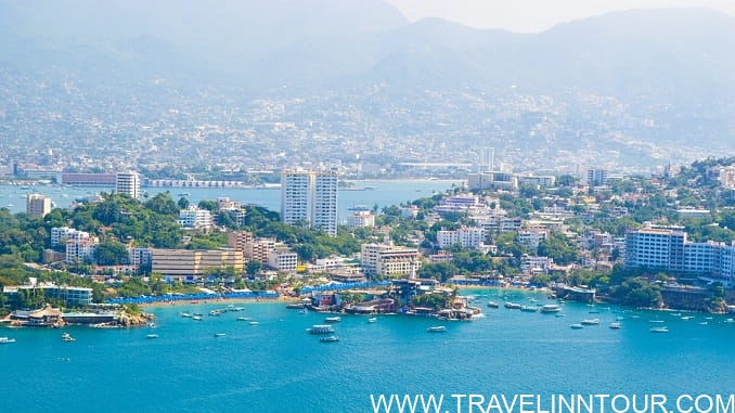 Acapulco Paradise in Mexico - 10 Best Honeymoon Destinations In The World