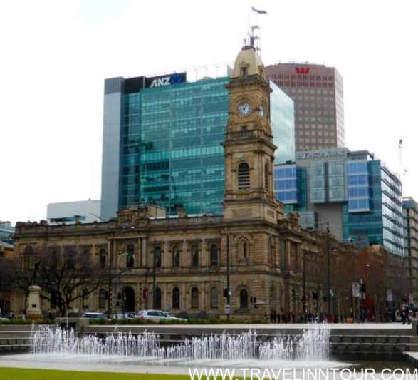Adelaide General Post Office - Adelaide Travel Guide - Exploring South Australia
