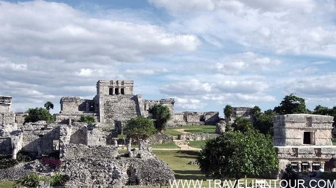 Mexico Tulum Maya City Ruins - Top Seven Vacation Destinations in Mexico