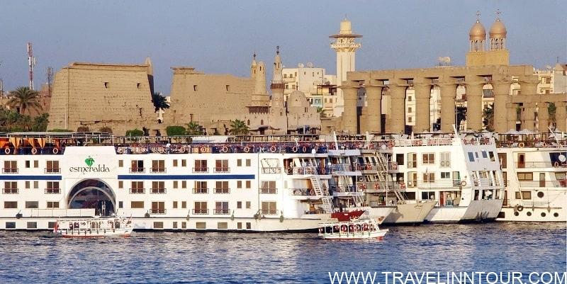 Nile River Cruises For Lifetime Memories Egypt Luxor Temple 1