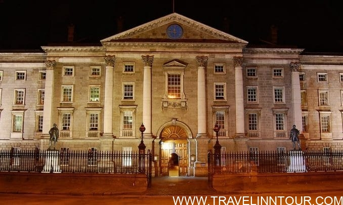 Trinity College Dublin e1551115346349 - 19 Best Vacation Destinations With Family Around The World