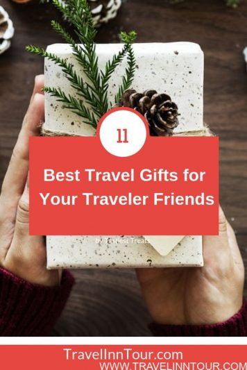 11 Best Small Travel Gifts for Your Traveler Friends