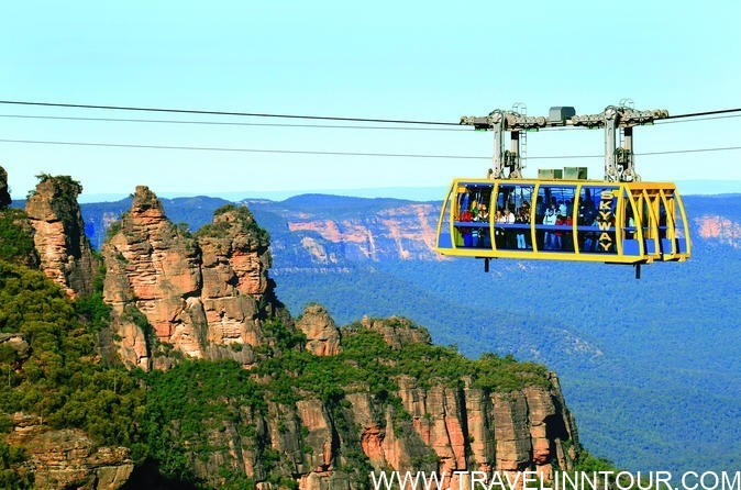 Blue Mountains The Three Sisters - Things To Do In New South Wales, Australia