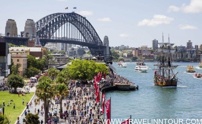 Circular Quay e1552130765965 - Things To Do In New South Wales, Australia