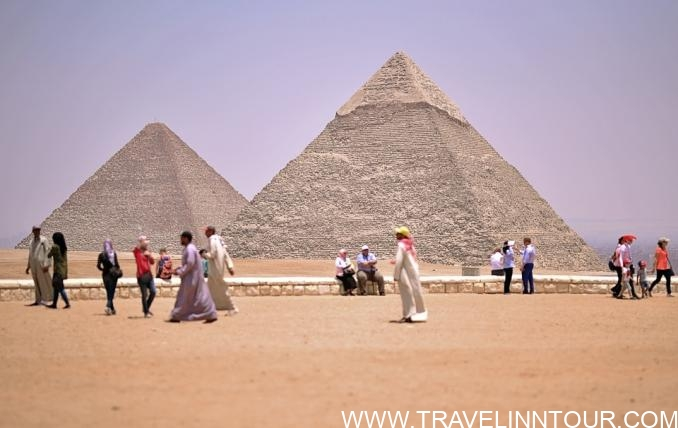 Pyramids of Giza Egypt e1553707551433 - 9 Most Beautiful Places to Visit Before You Die!