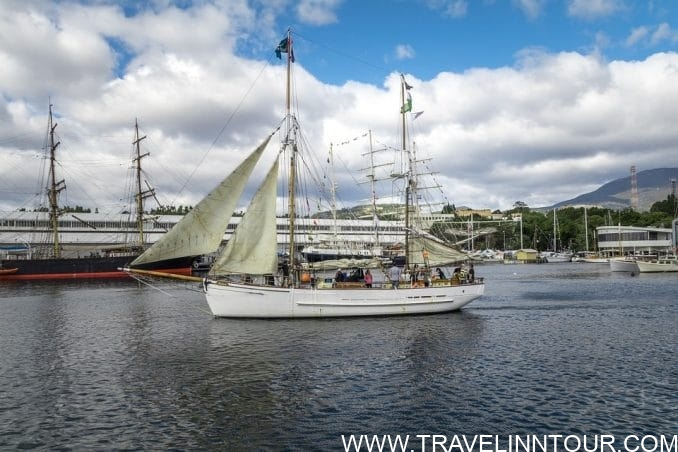 Tasmania Hobart Wooden Boat Festival e1552324206802 - Places To visit In Tasmania Australia