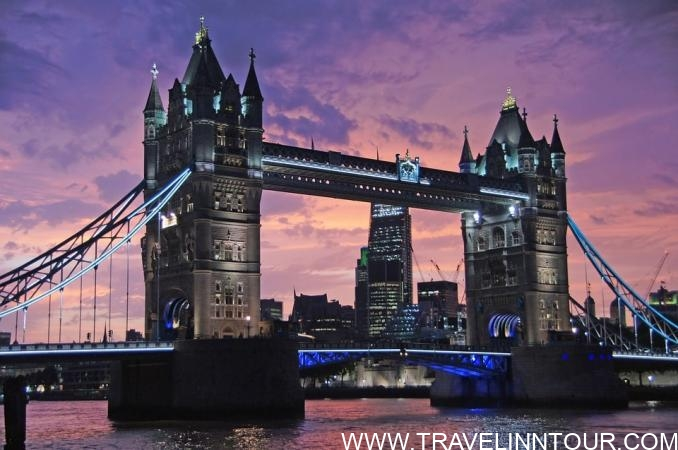 london Tower Bridge e1553190242210 - 19 Best Vacation Destinations With Family Around The World