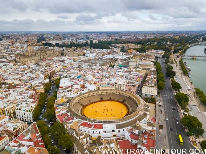 Bull Arena Sevilla Spain - Seville Tourist Guide | Best Places To Visit in Seville, Spain