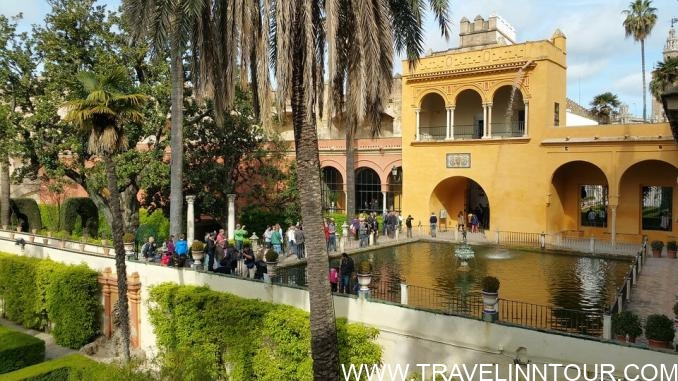 Royal Alcazars Of Seville Spain e1554750236554 - Seville Tourist Guide | Best Places To Visit in Seville, Spain