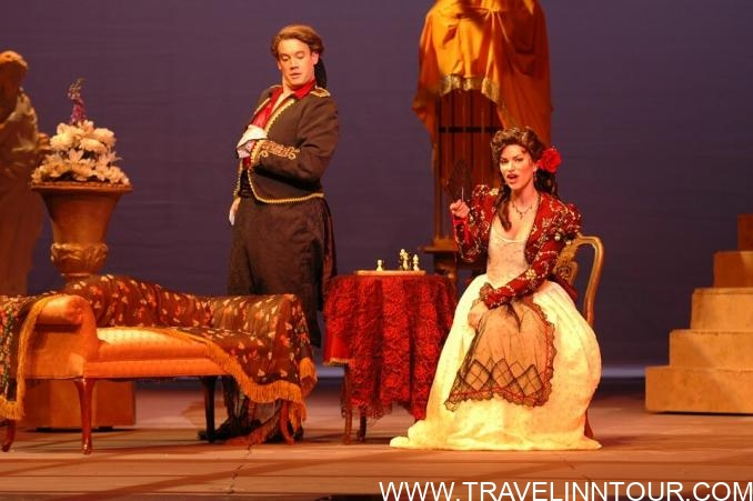 Seville Opera Performance e1555141725292 - Things To Do In Seville | Food, Restaurants, Night Life