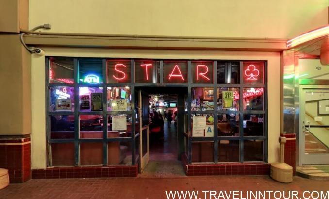 Star Club, San Diego