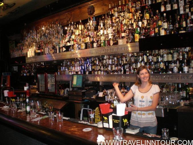 The Aero Club Bar, San Diego