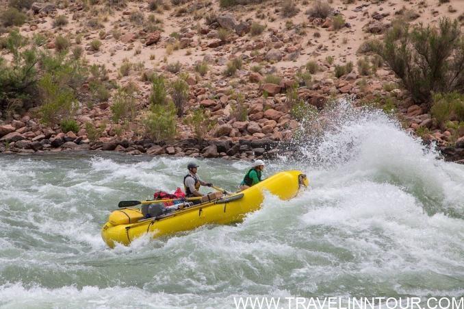utah valley outdoor adventures White Water Rafting e1556071743146 - Utah Outdoor Adventures: Things to Do on Your Utah Holiday