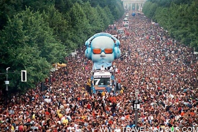 Love Parade Berlin e1559298029143 - 6 Destinations For Events and Festivals In The World