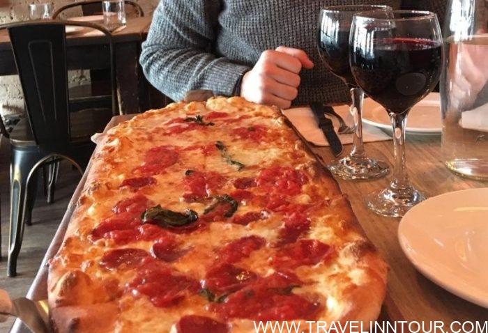 Numero 28 Pizzeria e1583440783430 - A Family Holiday in New York