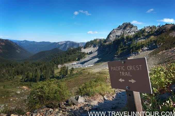 Pacific Crest Trail e1559022429107 - 10 Long Distance Hiking Trails In The US