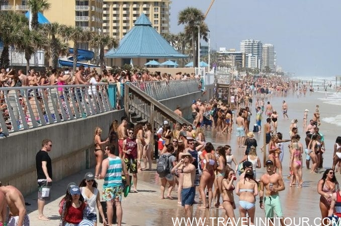 Spring Break Daytona Beach e1559299300999 - 6 Destinations For Events and Festivals In The World