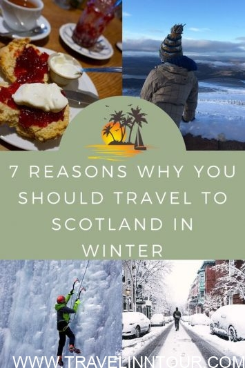 Travel To Scotland In Winter 9 - 7 Reasons Why You Should Travel To Scotland In Winter