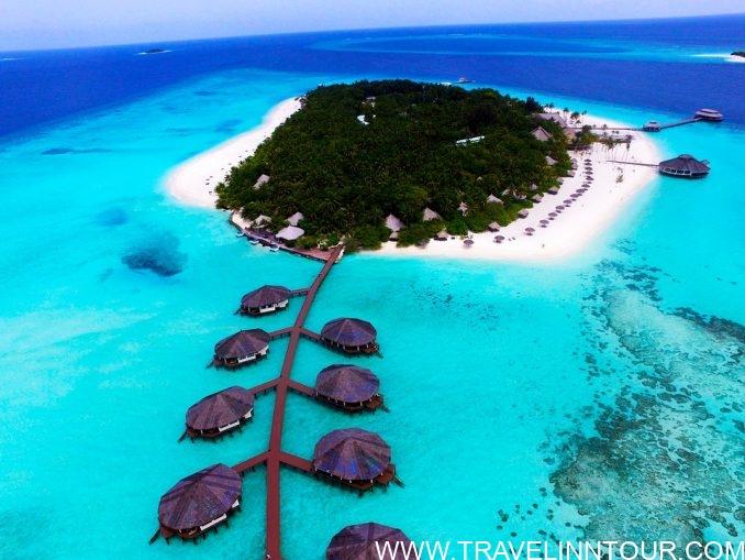 5 Smallest but Hottest Tourist Destinations- Maldives