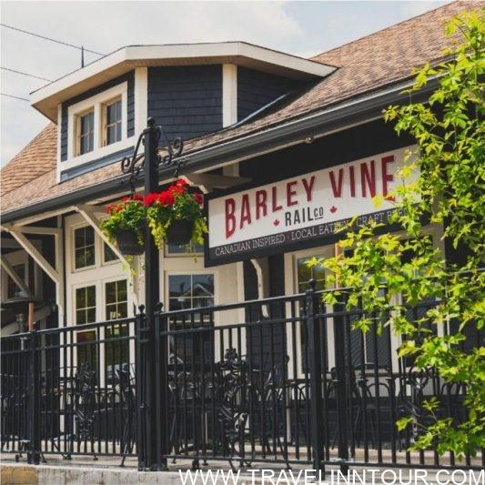 Barley Vine Rail Company e1560401921894 - Orangeville Things to Visit & Experience