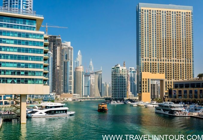 Dubai Marina e1560925653238 - 10 Best Things To Do In Dubai With Your Family