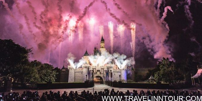 Hong Kong Disneyland Firework e1559959068452 - Hong Kong Disneyland : Where Dreams Come True