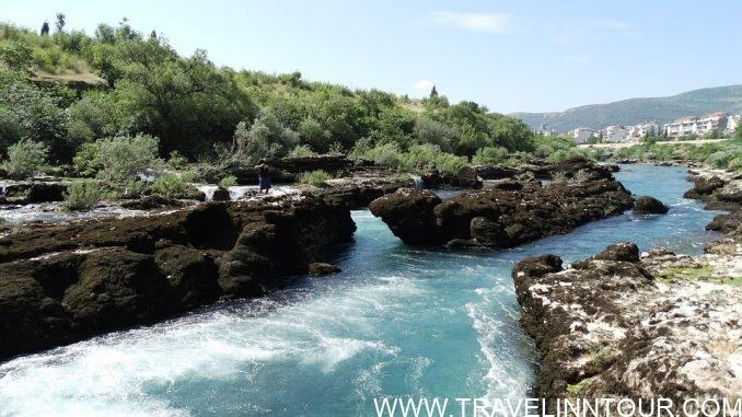 River Neretva Mostar e1561273704726 - Mostar, Bosnia-Herzegovina-The Little Paradise