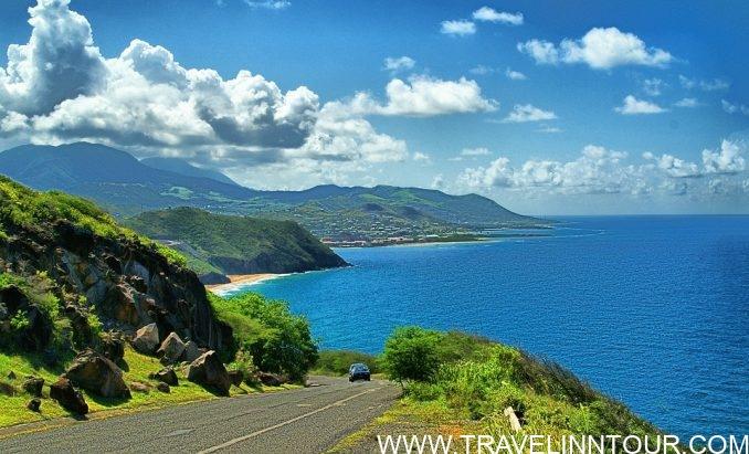 Saint Kitts Caribbean Tropical Island