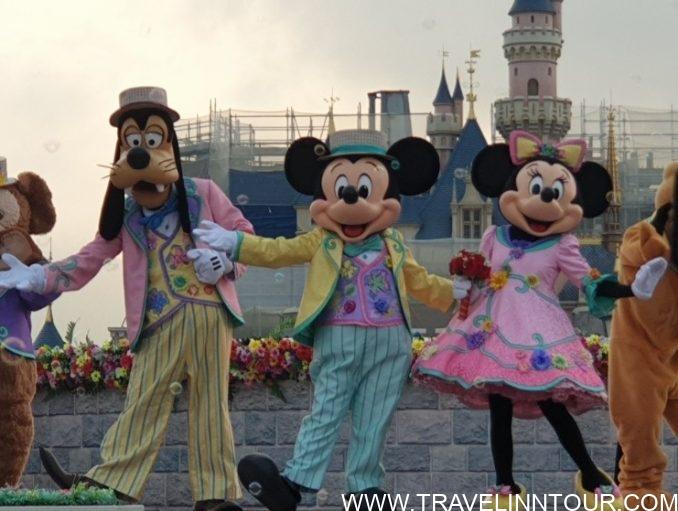 Seven Mysterious lands on Hong Kong Disneyland e1559958596602 - Hong Kong Disneyland : Where Dreams Come True