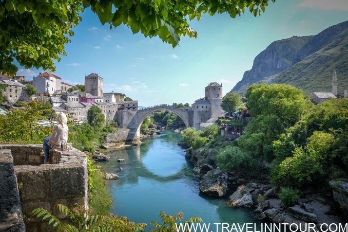 Stari mostar Bridge 1 e1561273275977 - Mostar, Bosnia-Herzegovina-The Little Paradise