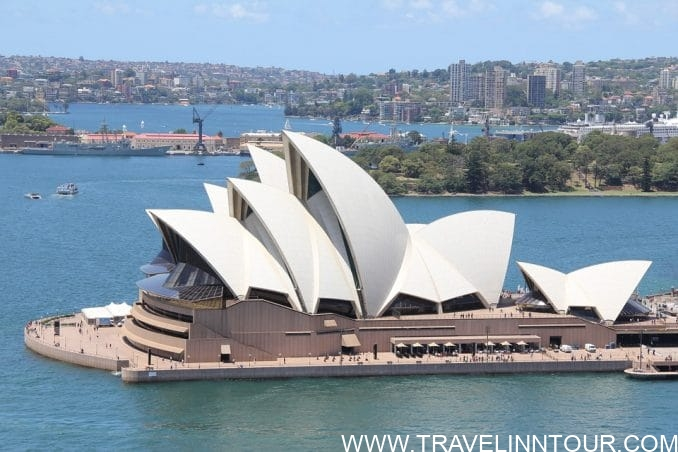 Sydney Opera Landmark Australia e1559357389403 - Best Family Holiday Destinations In The World