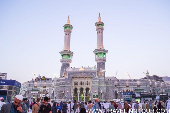 makkah Masjid Al Haram e1560918354272 - Honeymoon Travel - A Lifetime Experience