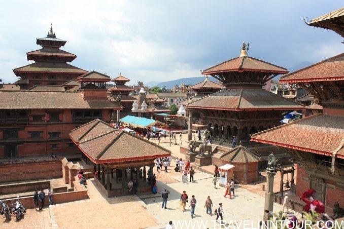 Durbar Square Temple Kathmandu Nepal e1563531510675 - Visa Free Countries for Indians