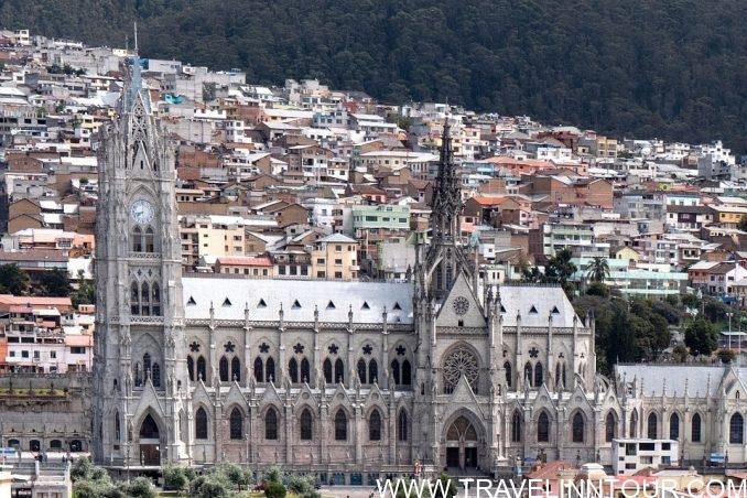 Ecuador Quito Basilica e1563533704302 - Visa Free Countries for Indians
