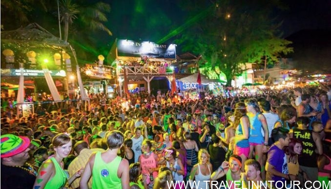 Full Moon party e1564134966793 - Best Party Destinations In The World