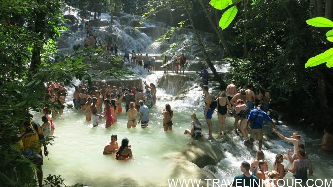 Jamaica Dunns River Falls e1563532795161 - Visa Free Countries for Indians