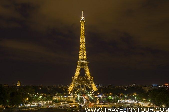 France Eiffel Tower Paris e1566551833608 - 10 Best Honeymoon Destinations In The World
