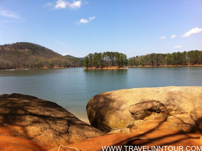 Red Top Mountain state Park e1565432962158 - 10 Best Places to Visit in Georgia, USA